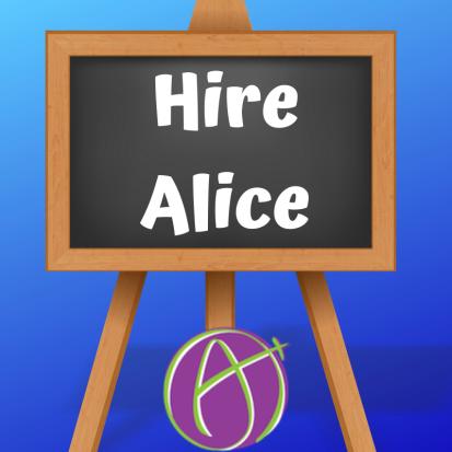 Hire Alice